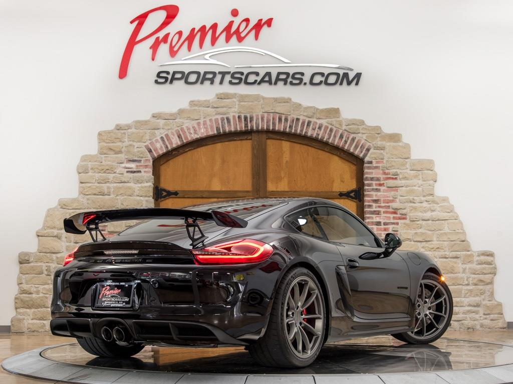 2016 Porsche Cayman GT4 - Photo 9 - Springfield, MO 65802