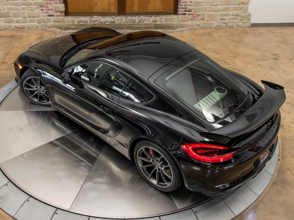 2016 Porsche Cayman GT4 - Photo 26 - Springfield, MO 65802