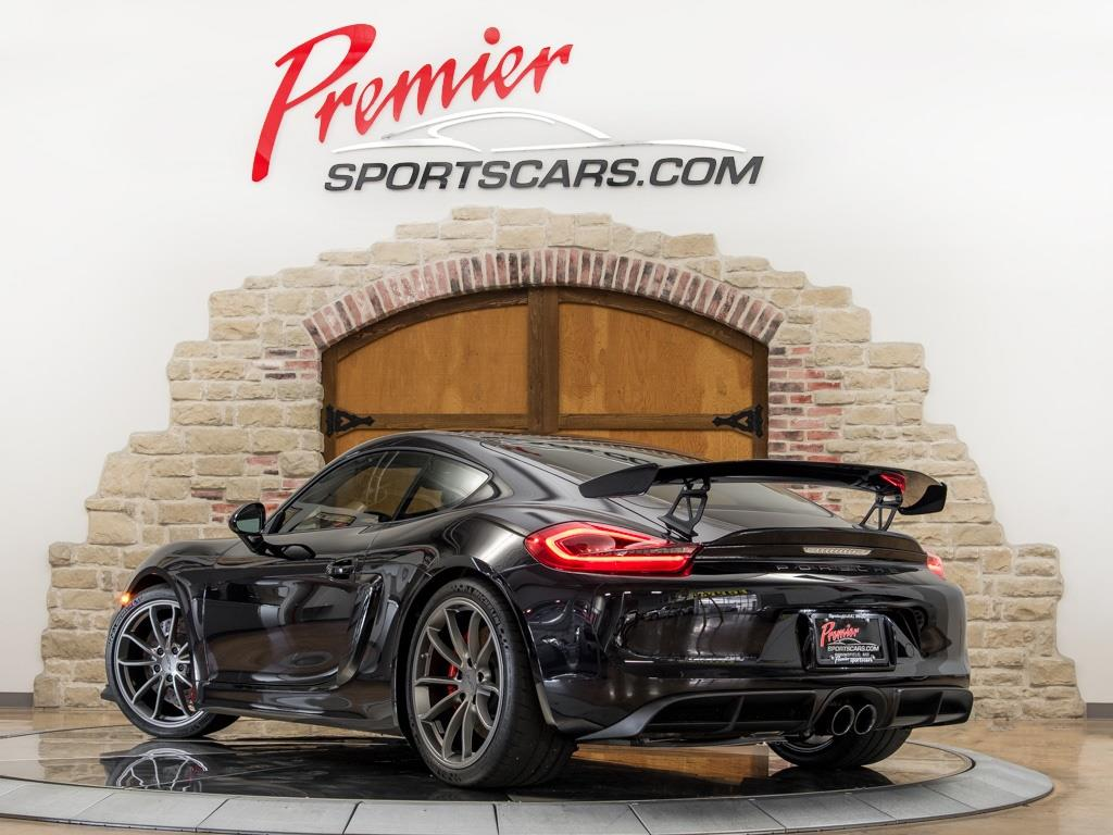 2016 Porsche Cayman GT4 - Photo 7 - Springfield, MO 65802
