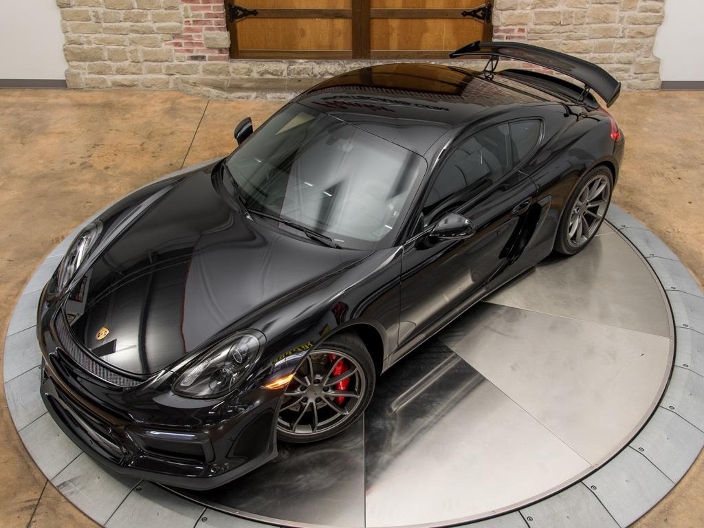 2016 Porsche Cayman GT4 - Photo 23 - Springfield, MO 65802