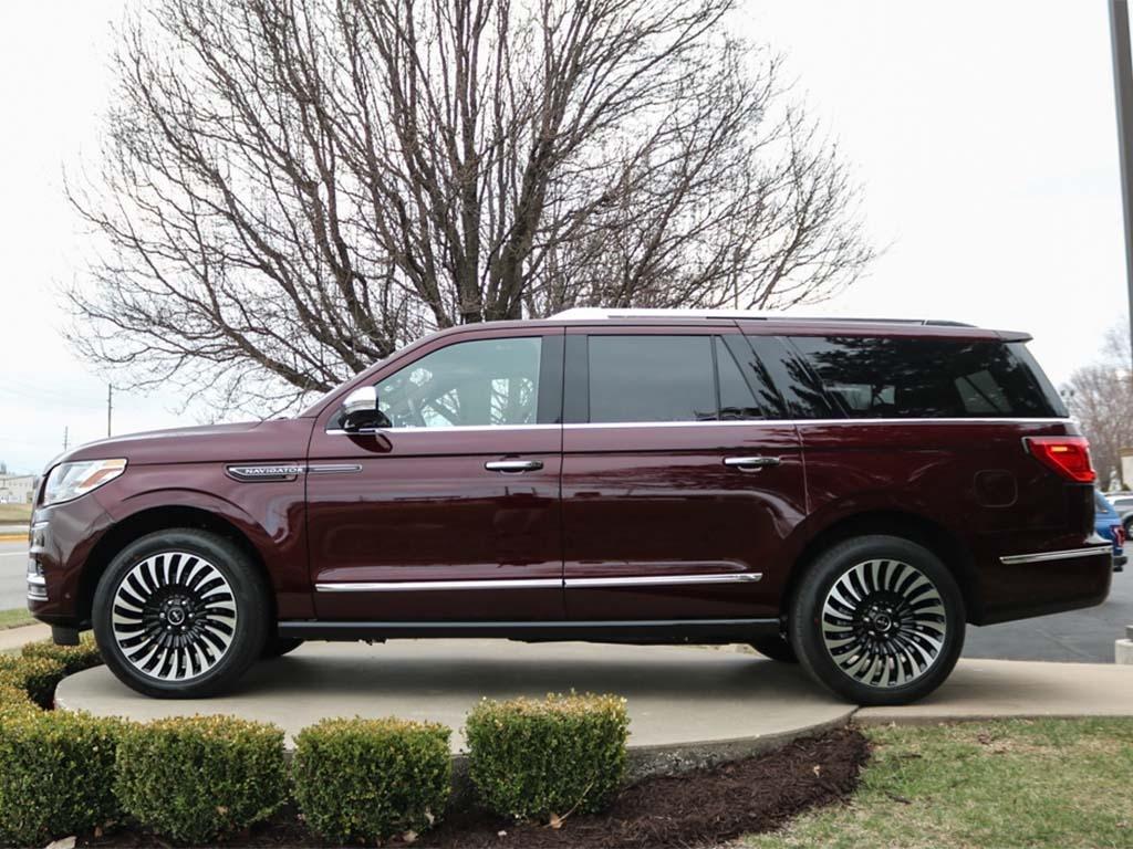 2018 Lincoln Navigator L Black Label - Photo 6 - Springfield, MO 65802