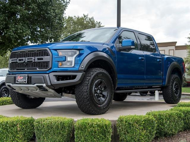 Free Autocheck Report >> 2018 Ford F-150 Raptor