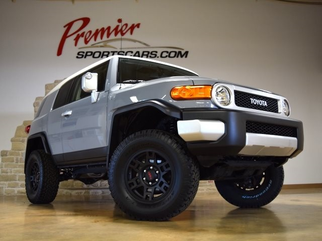 Toyota Dealership Springfield Mo >> 2014 Toyota FJ Cruiser
