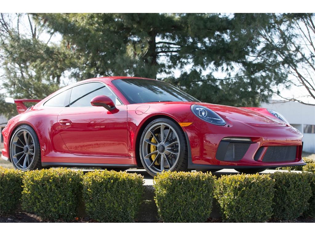 """2018 Porsche 911 GT3  """"Manual """" - Photo 28 - Springfield, MO 65802"""
