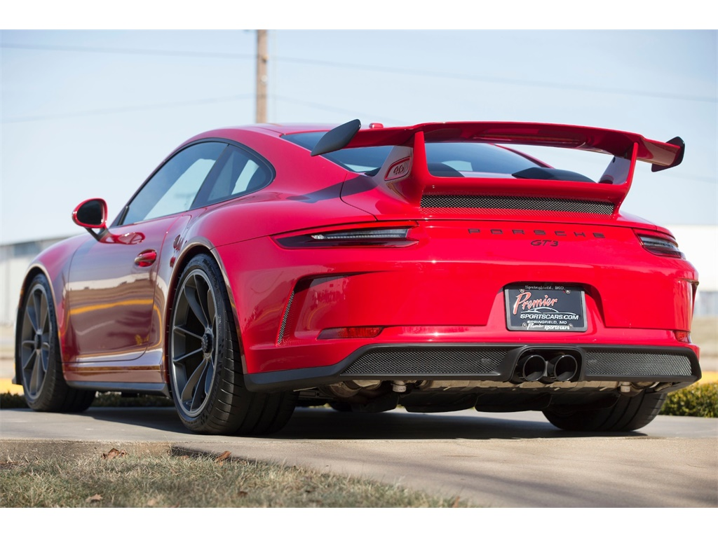 2018 Porsche 911 Gt3 Quot Manual Quot For Sale In Springfield Mo