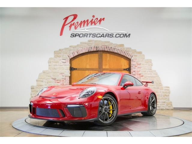 2018 porsche 911 gt3 manual for sale in springfield mo stock p5278. Black Bedroom Furniture Sets. Home Design Ideas