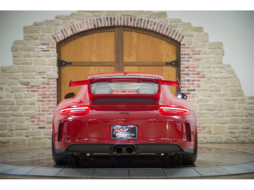 """2018 Porsche 911 GT3  """"Manual """" - Photo 8 - Springfield, MO 65802"""