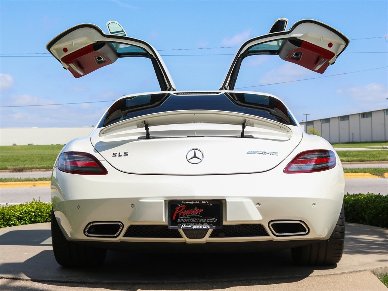 2011 Mercedes-Benz SLS AMG for sale in Springfield, MO ...