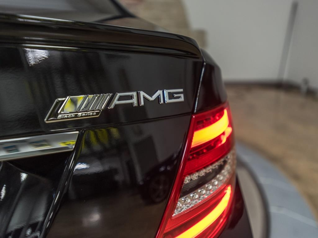 2012 Mercedes-Benz C 63 AMG Black Series - Photo 39 - Springfield, MO 65802