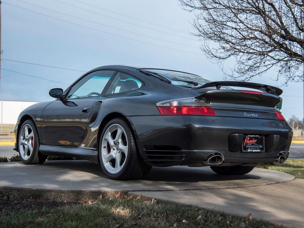 2002 Porsche 911 Turbo - Photo 36 - Springfield, MO 65802
