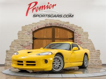 2001 Dodge Viper ACR Competition Coupe