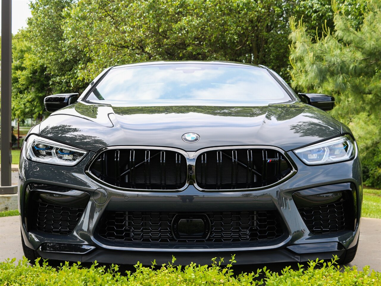 2020 BMW M8 Competition MSRP $158,645
