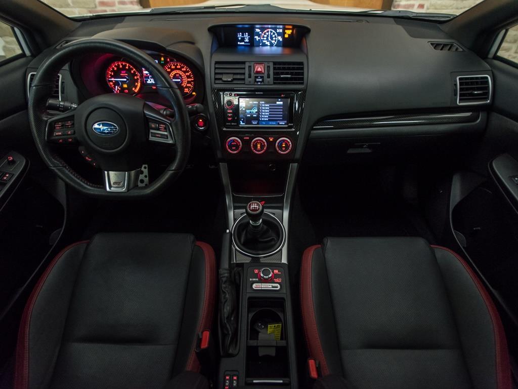 2015 Subaru WRX STI Limited - Photo 2 - Springfield, MO 65802