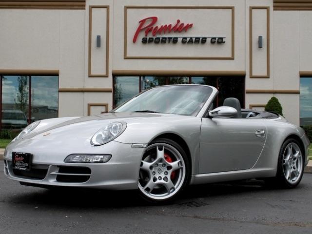 2006 Porsche 911 Carrera S Cabriolet For Sale In Springfield Mo