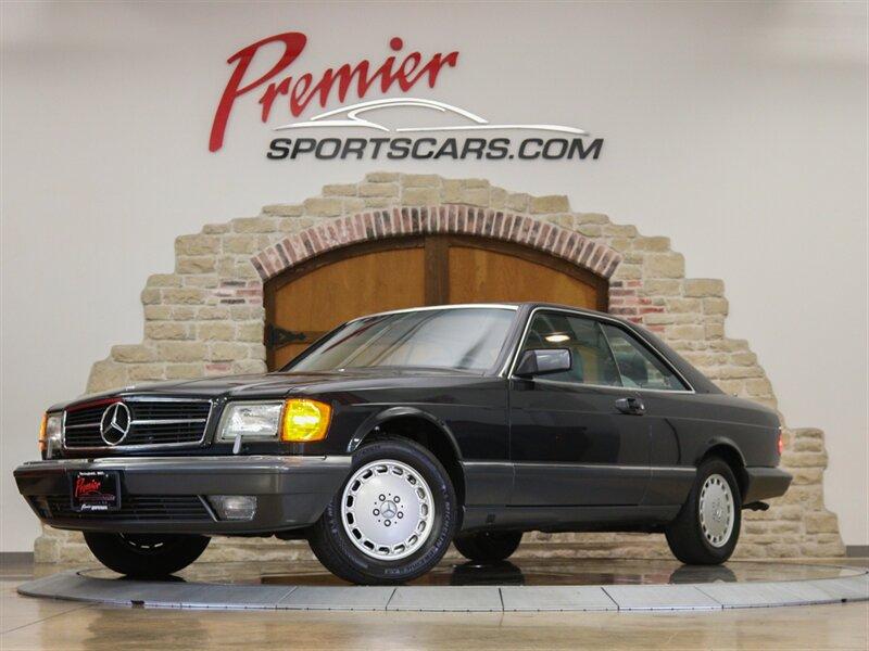 1991 Mercedes-Benz 560-Class 560SEC