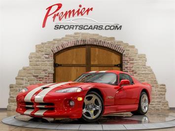 2002 Dodge Viper GTS Final ed. Coupe