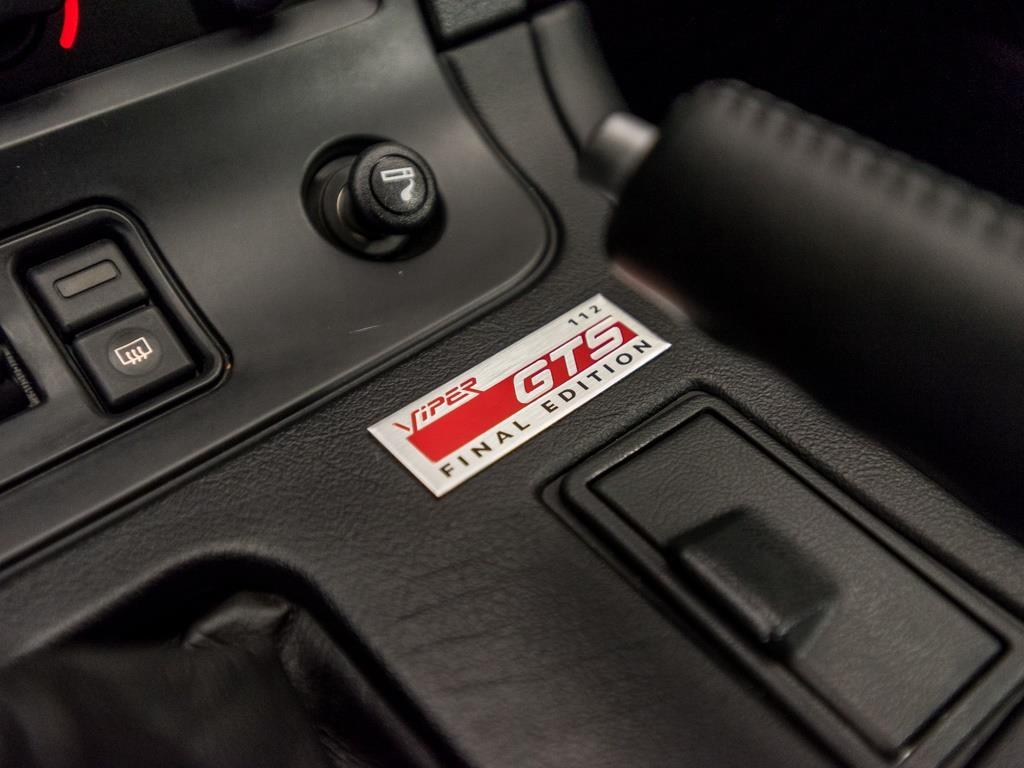 2002 Dodge Viper GTS Final ed. - Photo 14 - Springfield, MO 65802