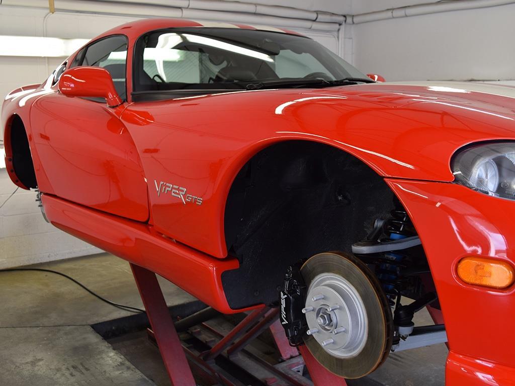 2002 Dodge Viper GTS Final ed. - Photo 40 - Springfield, MO 65802