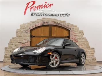 2003 Porsche 911 Carrera 4S Coupe