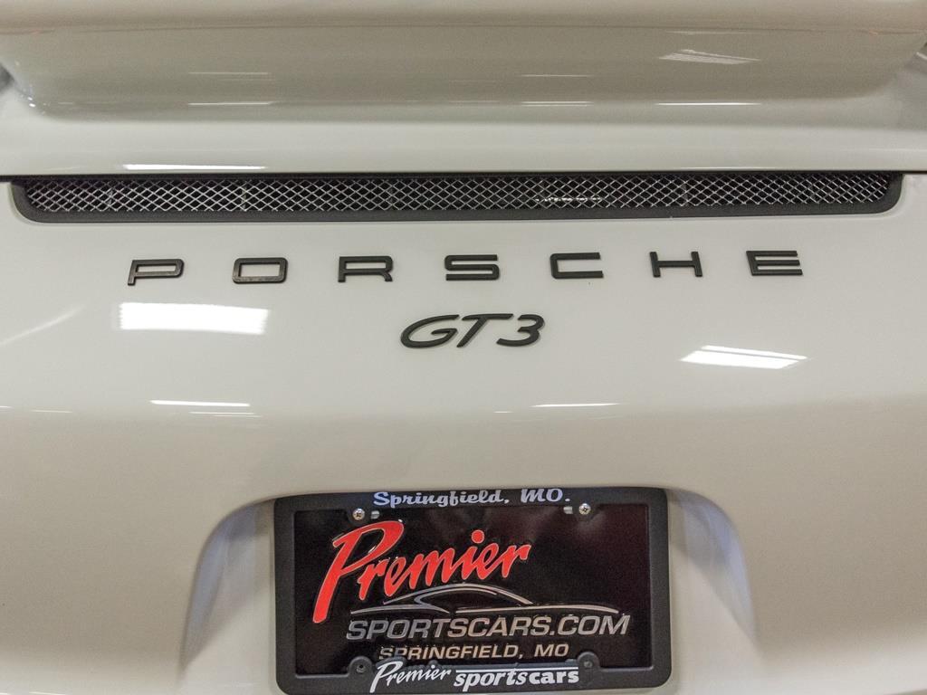 2014 Porsche 911 GT3 - Photo 36 - Springfield, MO 65802