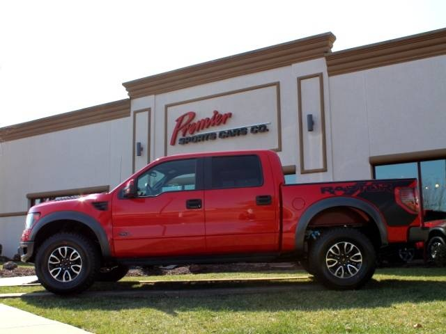 2013 ford f-150 svt raptor for sale in springfield, mo | stock #: p4143