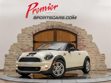 2014 Mini Roadster Cooper S Convertible