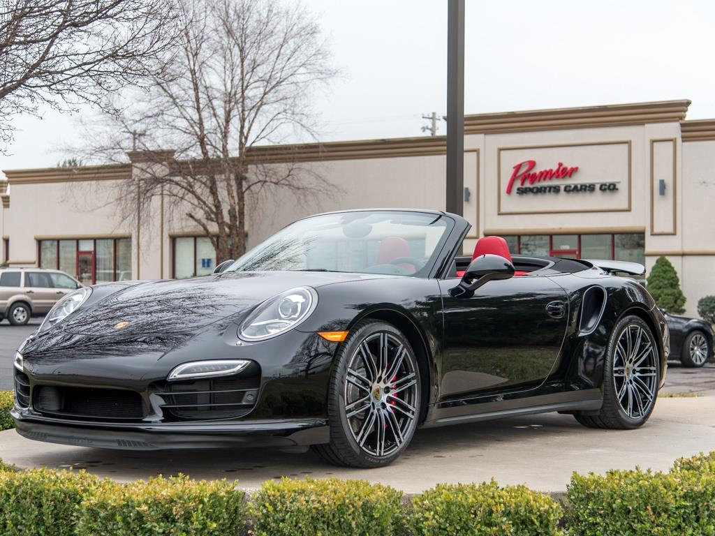 2015 Porsche 911 Turbo - Photo 38 - Springfield, MO 65802