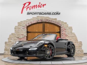 2015 Porsche 911 Turbo Convertible