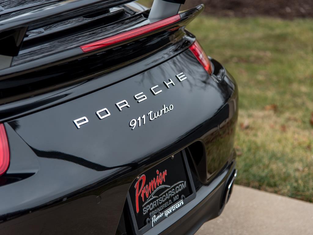2015 Porsche 911 Turbo - Photo 35 - Springfield, MO 65802
