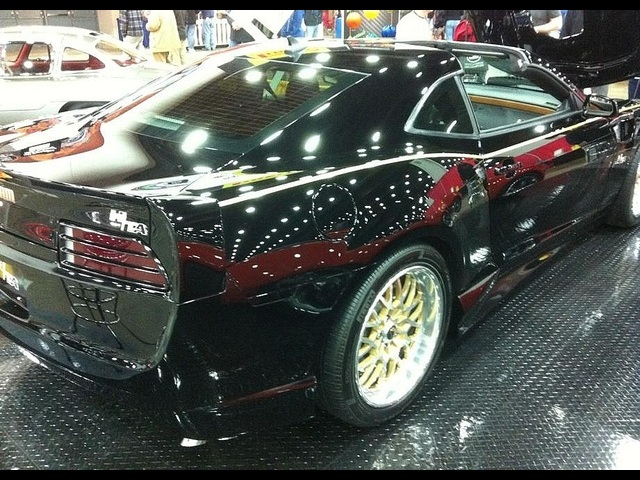 2011 Pontiac Trans Am Hurst Edition Concept with T-Tops - Photo 39 - , TX 77041