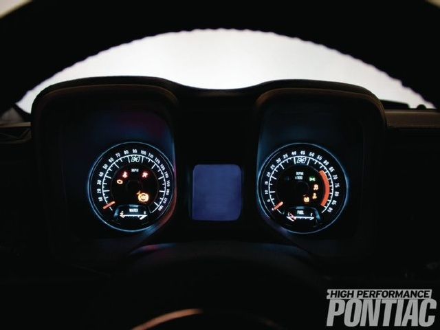 2011 Pontiac Trans Am Hurst Edition Concept with T-Tops - Photo 16 - , TX 77041