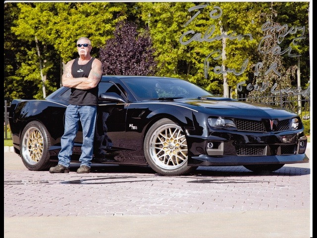 2011 Pontiac Trans Am Hurst Edition Concept with T-Tops - Photo 2 - , TX 77041