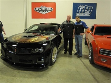 2011 Pontiac Trans Am Hurst Edition Concept with T-Tops - Photo 26 - , TX 77041