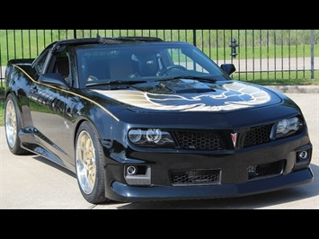 2011 Pontiac Trans Am Hurst Edition Concept with T-Tops - Photo 32 - , TX 77041