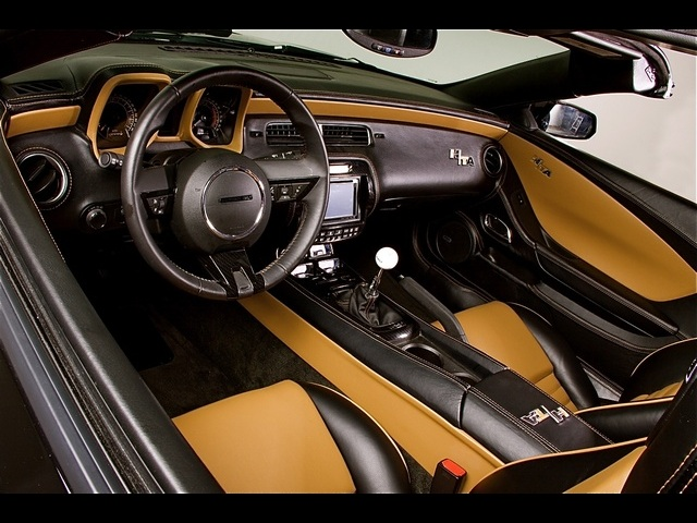 2011 Pontiac Trans Am Hurst Edition Concept with T-Tops - Photo 12 - , TX 77041