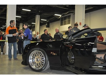 2011 Pontiac Trans Am Hurst Edition Concept with T-Tops - Photo 25 - , TX 77041