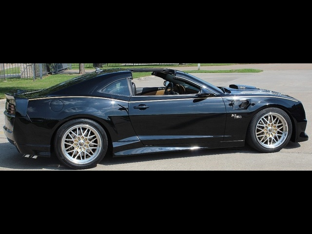 2011 Pontiac Trans Am Hurst Edition Concept with T-Tops - Photo 28 - , TX 77041