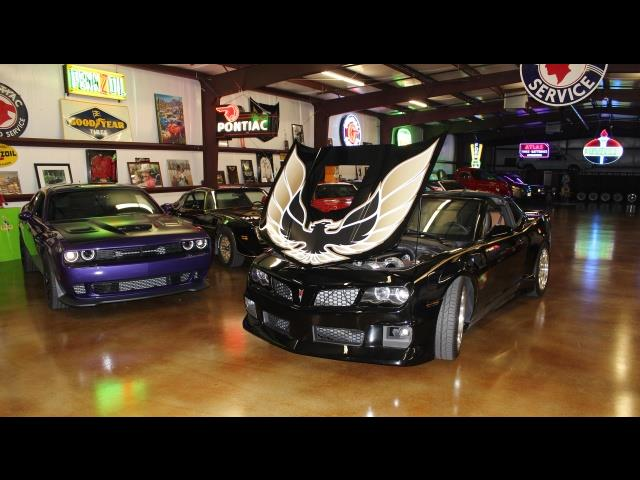 2011 Pontiac Trans Am Hurst Edition Concept with T-Tops - Photo 4 - , TX 77041