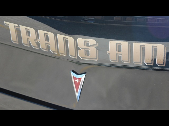 2011 Pontiac Trans Am Hurst Edition Concept with T-Tops - Photo 60 - , TX 77041