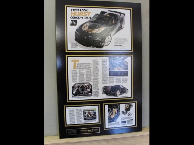 2011 Pontiac Trans Am Hurst Edition Concept with T-Tops - Photo 49 - , TX 77041