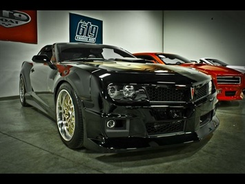 2011 Pontiac Trans Am Hurst Edition Concept with T-Tops - Photo 27 - , TX 77041