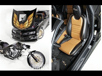 2011 Pontiac Trans Am Hurst Edition Concept with T-Tops - Photo 18 - , TX 77041