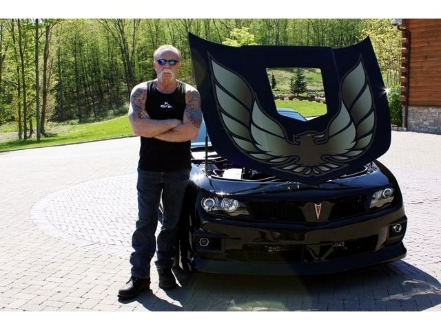 2011 Pontiac Trans Am Hurst Edition Concept with T-Tops - Photo 20 - , TX 77041
