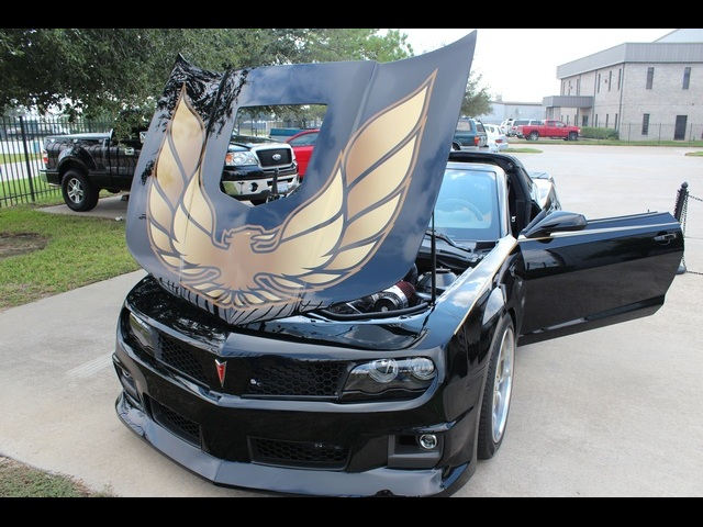 2011 Pontiac Trans Am Hurst Edition Concept with T-Tops - Photo 30 - , TX 77041