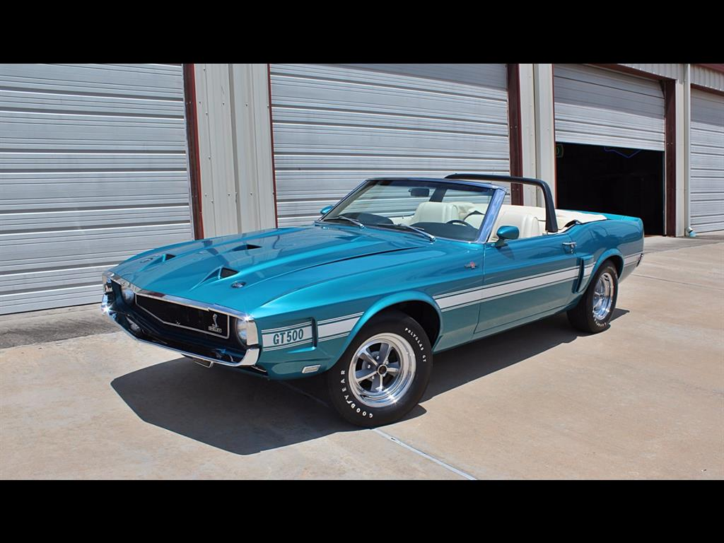 1969 Shelby GT500 Convertible - Photo 4 - , TX 77041