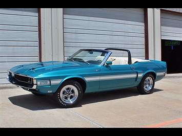 1969 Shelby GT500 Convertible - Photo 11 - , TX 77041