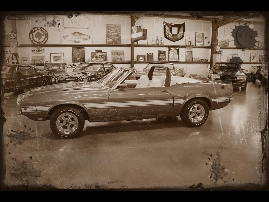 1969 Shelby GT500 Convertible - Photo 51 - , TX 77041
