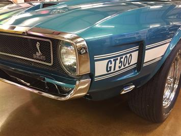 1969 Shelby GT500 Convertible - Photo 12 - , TX 77041