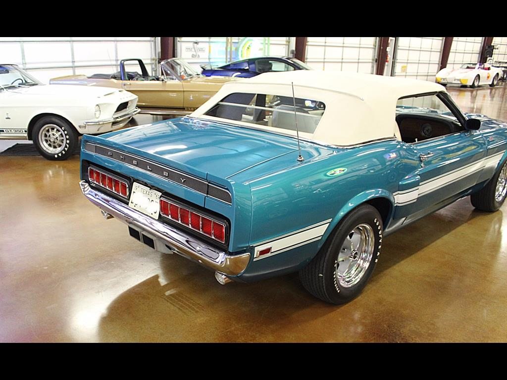 1969 Shelby GT500 Convertible - Photo 27 - , TX 77041