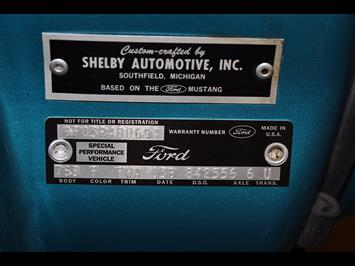 1969 Shelby GT500 Convertible - Photo 46 - , TX 77041
